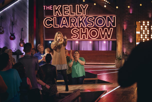 The Kelly Clarkson Show TV show: season 2 renewal