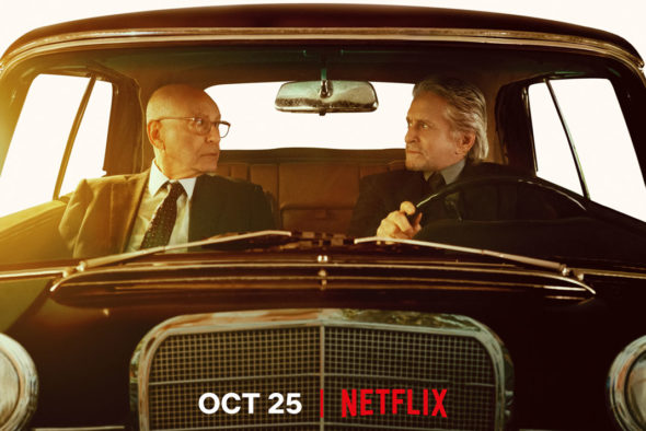 The Kominsky Method TV show on Netflix: canceled or renewed for season 3?