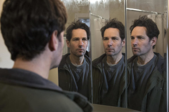 Living with Yourself TV show on Netflix (canceled or renewed?)