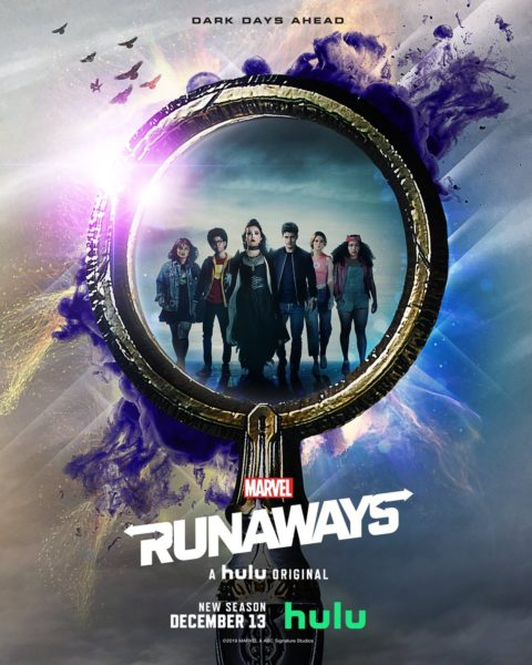 Marvel's Runaways TV show on Hulu: canceled, no season 4