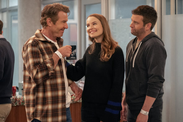 <i>Merry Happy Whatever:</i> Netflix Announces Premiere for Dennis Quaid Series (Video)