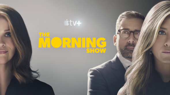 The Morning Show TV show on Apple TV+: canceled or renewed?