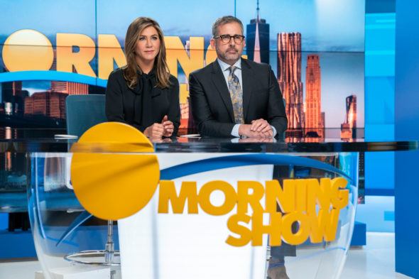 The Morning Show TV show on Apple TV+: canceled or renewed for season 2?