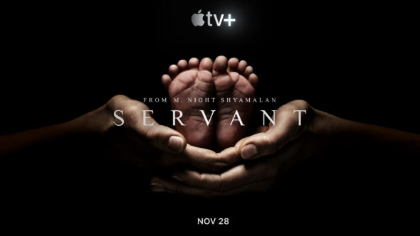Servant TV show on Apple TV+ (canceled or renewed?)