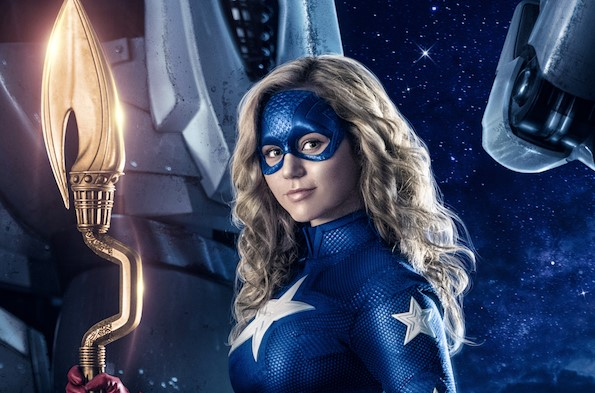 Stargirl: Upcoming DC Universe Series to Also Air on The CW