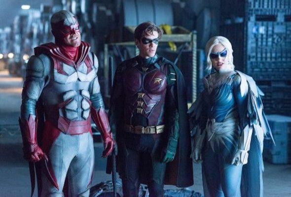 Titans TV show on DC Universe: season 3 renewal