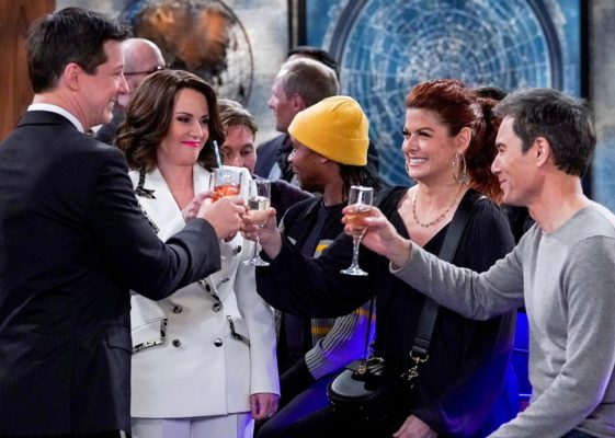 Will & Grace TV show on NBC: season 11 viewer votes (cancel or renew?)
