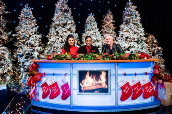 The Christmas Caroler Challenge TV show on The CW: season 1 ratings