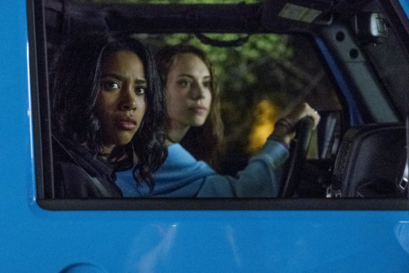 Dare Me TV show on USA Network: canceled or renewed for season 2?