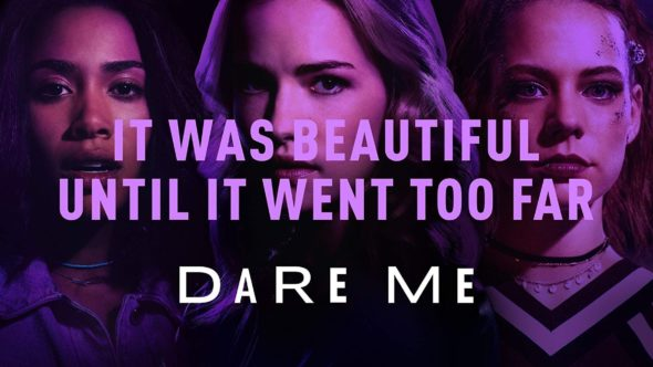 Dare Me TV show on USA Network: season 1 ratings