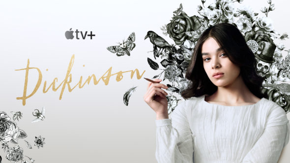 Dickinson TV show on Apple TV+: (canceled or renewed for season 2?)