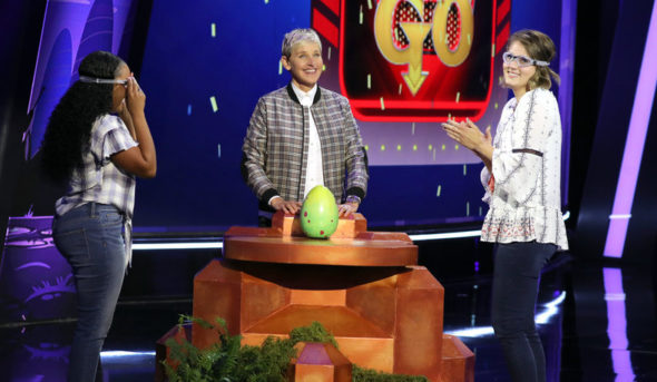 Ellens Game of Games TV show on NBC: season 3 viewer votes