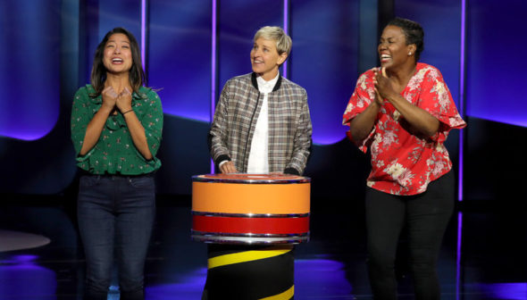 Ellens Game of Games TV show on NBC: canceled or renewed for season 4?