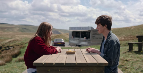 The End of the F***ing World TV show on Channel 4 and Netflix: season 2 viewer votes