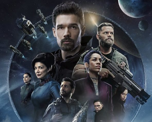 The Expanse TV show on Amazon Prime: canceled or renewed for season 5?