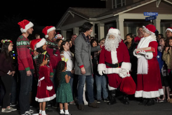 The Great Christmas Light Fight TV show on ABC: season 7 ratings