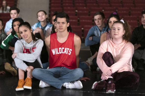 High School Musical: The Musical: The Series: season 1 viewer votes