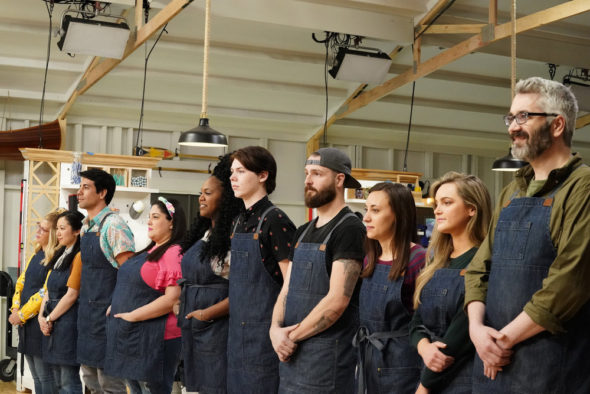 Making It TV show on NBC: season 2 viewer votes