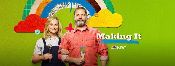 Making It TV show on NBC: season 2 ratings