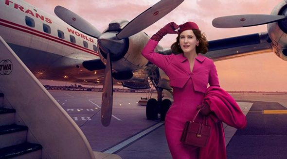 The Marvelous Mrs. Maisel TV show on Amazon Prime: canceled or renewed for season 4?