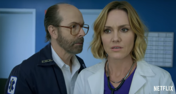 Medical Police TV show on Netflix: (canceled or renewed?)