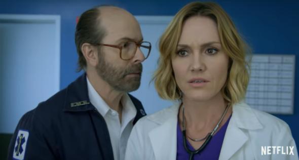 Medical Police TV show on Netflix: (canceled or renewed?)
