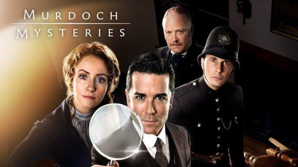 Murdoch Mysteries Christmas Special 2020 Murdoch Mysteries: Season 13; Ovation Reveals 2020 Premiere Date