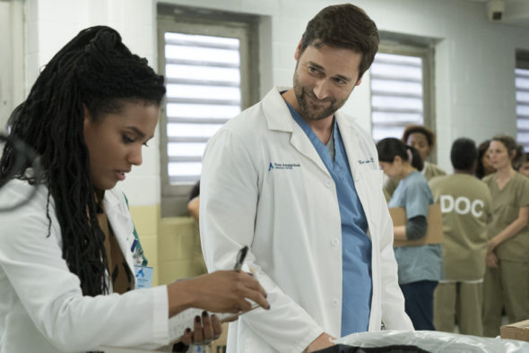 new amsterdam serie stream