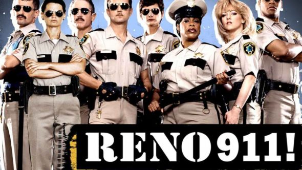Reno 911! TV Show on Comedy Central: canceled or renewed?