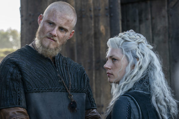 Vikings TV show on History: season 6 ratings