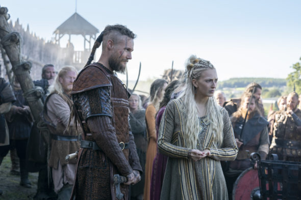 Vikings TV show on History: canceled or renewed for season 7?