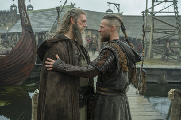 Vikings TV show on History: season 6 viewer votes
