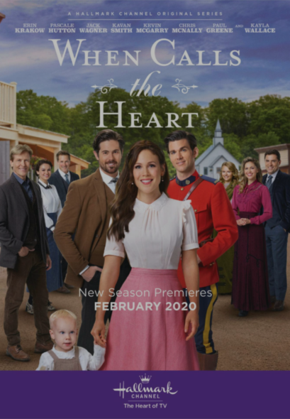 When Calls The Heart Christmas 2020 Special When Calls the Heart: Season Seven; Hallmark Christmas Movie and