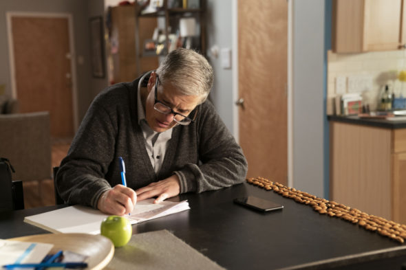 Work in Progress TV show on Showtime: season 1 ratings