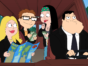 American Dad! TV show on TBS: season 16 and season 17 renewals