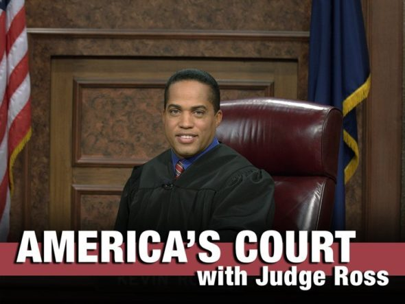 America's Court with Judge Ross TV Show: canceled or renewed?