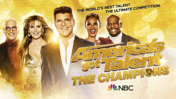 America's Got Talent: The Champions: season 2 ratings