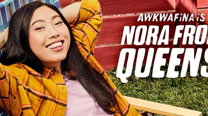 Awkwafina TV Show on Comedy Central: canceled or renewed?