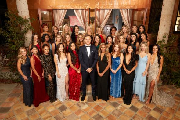 The Bachelor TV show on ABC: season 24 ratings