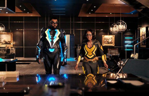 Black Lightning: Season Four; CW Superhero Series Renewed for 2020-21 - canceled + renewed TV shows - TV Series Finale