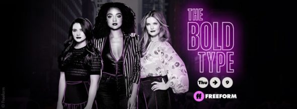 The Bold Type TV show on Freeform: season 4 ratings