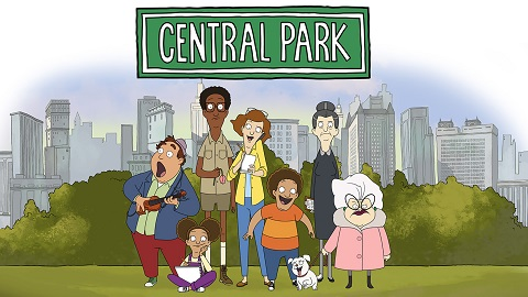 Central Park TV Show on Apple TV+: canceled or renewed?