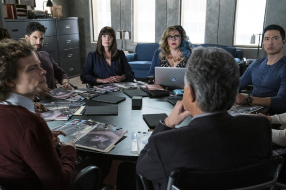 Criminal Minds TV show on CBS: canceled? renewed for season 16?