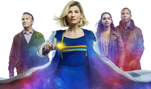 Doctor Who TV show on BBC America: season 12 ratings (cancel or renew for season 13?)