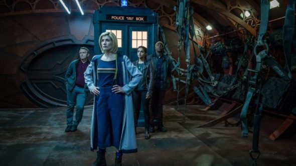 Doctor Who TV show on BBC America: canceled or renewed for season 13?