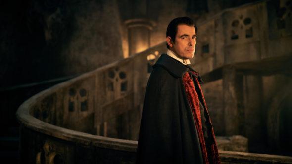 Dracula TV show on Netflix and BBC One: canceled or renewed?