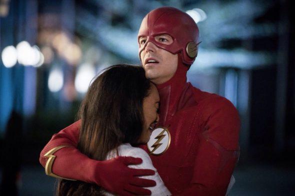 The Flash TV show on The CW: season 7 renewal