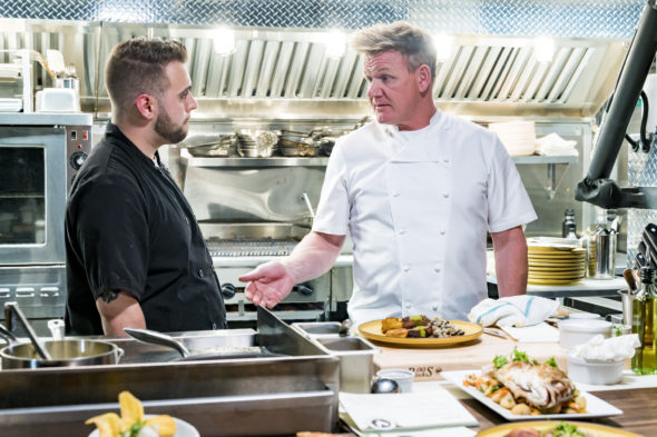 Gordon Ramsay's 24 Hours to Hell and Back TV show on FOX: canceled or renewed for season 4?