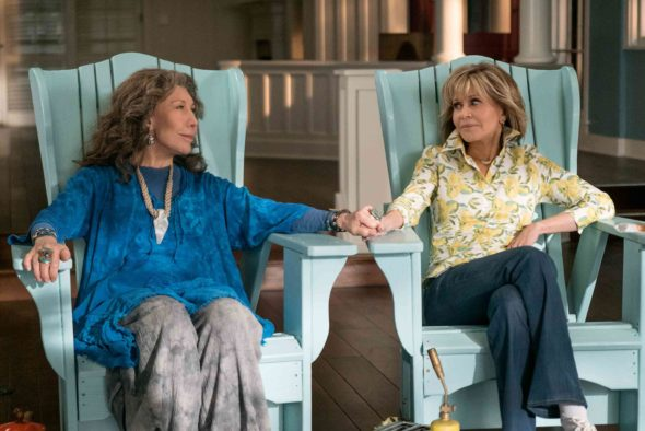 Grace and Frankie TV show on Netflix: canceled or renewed for season 7?