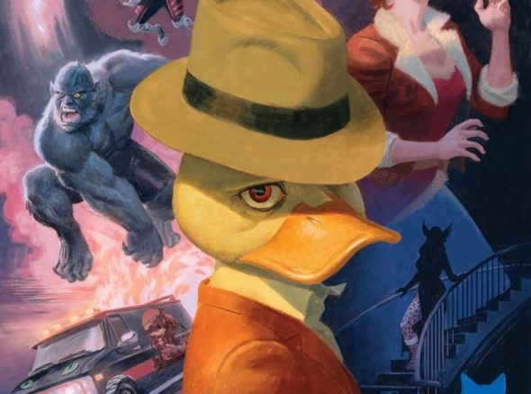 Marvel's Howard the Duck TV Show on Hulu: canceled or renewed?
